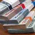 mazzette di denaro